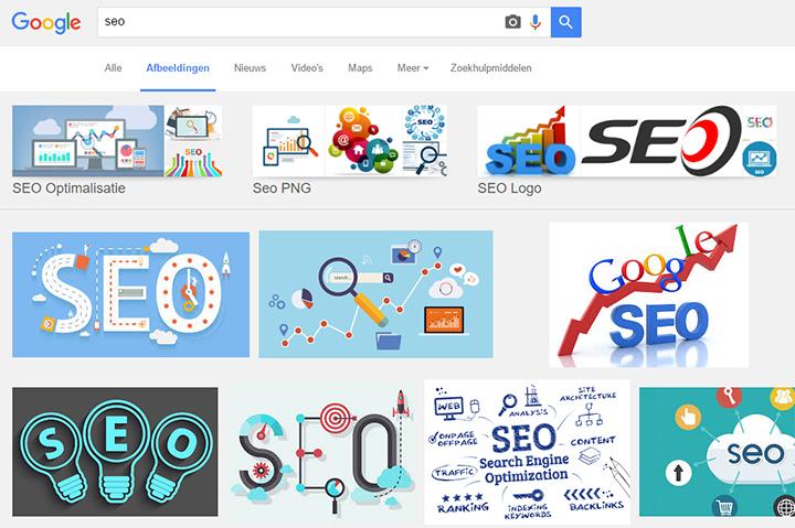 Google afbeeldingen